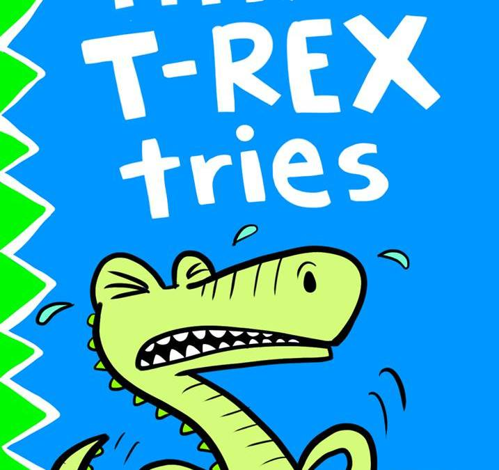 Why We Wrote about Dinos instead of Education for April Fool's