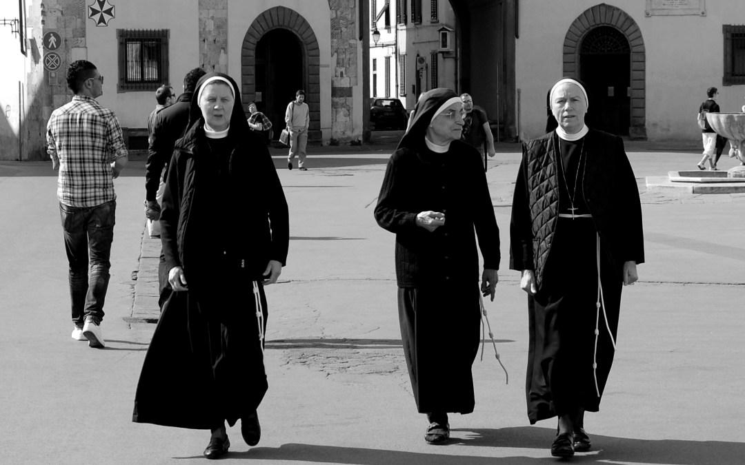 Nobody Messes with Nuns (Eid Mubarak)