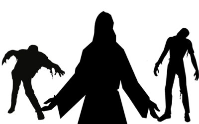 Scientific Proof Jesus is (not) a Zombie