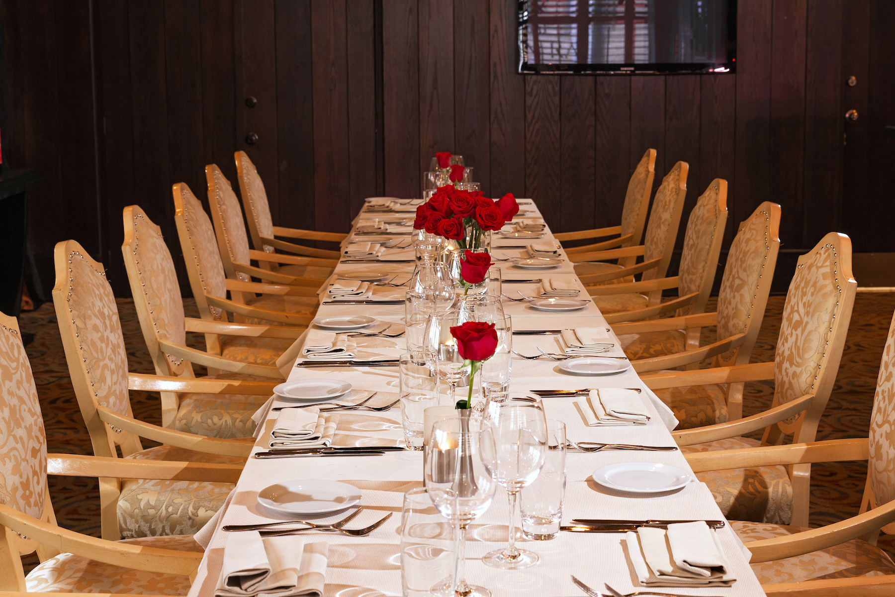 Special Private Dining ROoms