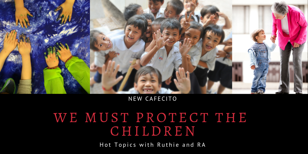 We Must Protect Our Children – Hot Topics with Ruthie and RA