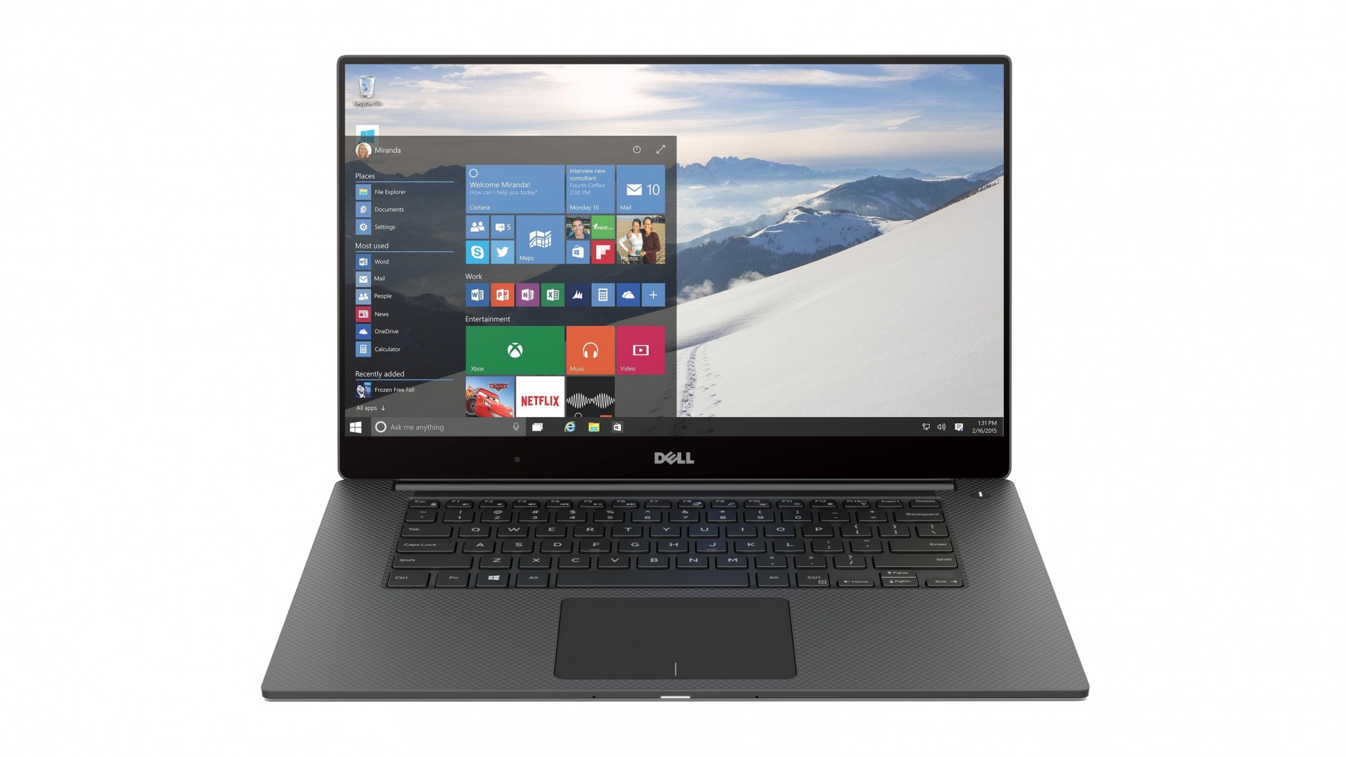 Dell inicia venda de equipamentos com Windows 10 no Brasil