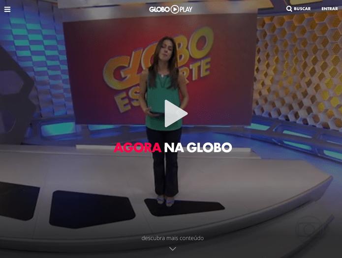 Como assistir à Globo pela internet