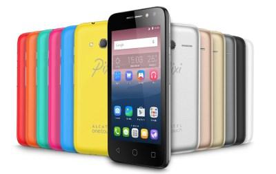 Pixi 4, da Alcatel, chega ao Brasil em quatro versões