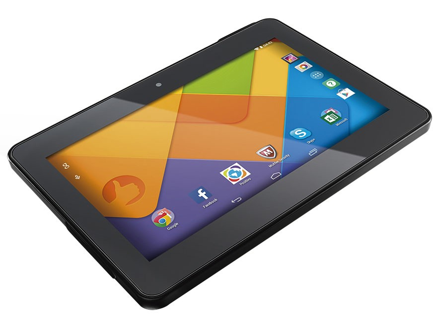 Tablet Positivo T720 foi feito para uso básico