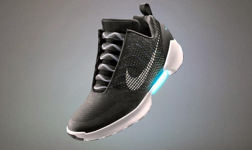 Tênis da Nike traz a tecnologia do filme De volta para o futuro