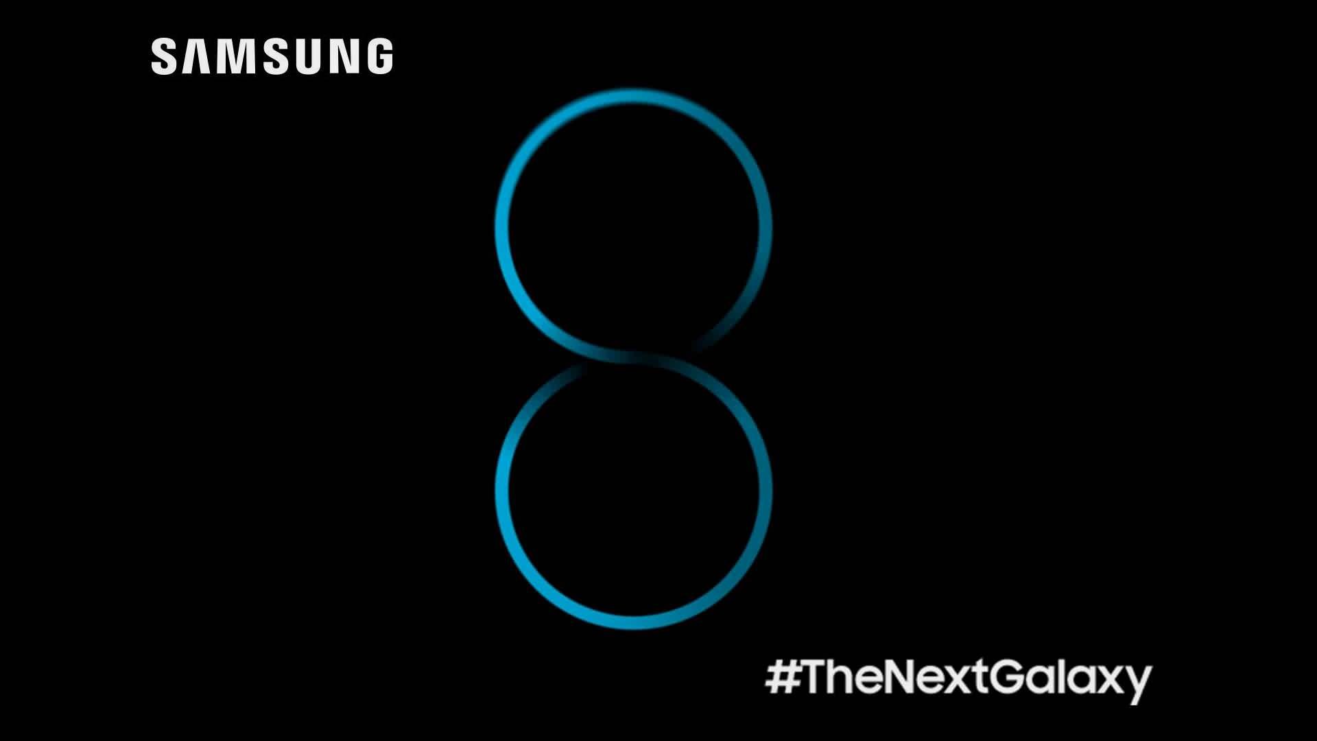 Galaxy S8 já tem números de produção