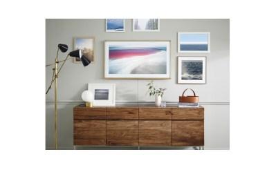 TV da Samsung se transforma em quadros de obras de arte