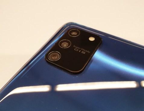 Galaxy S10 Lite: câmeras traseiras