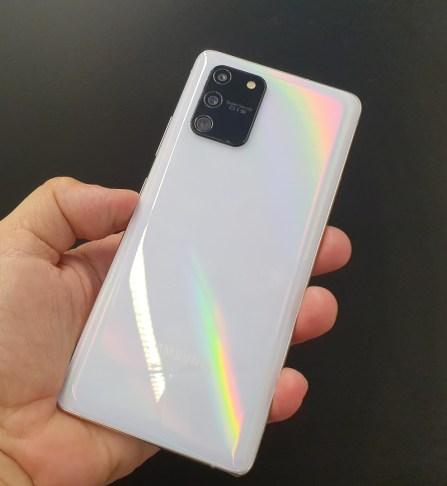 Galaxy S10 Lite: câmeras