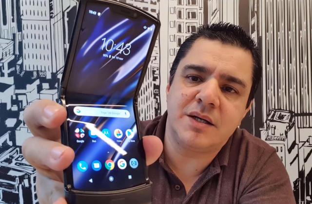 Motorola Razr: pré-venda tem início em 6 de fevereiro