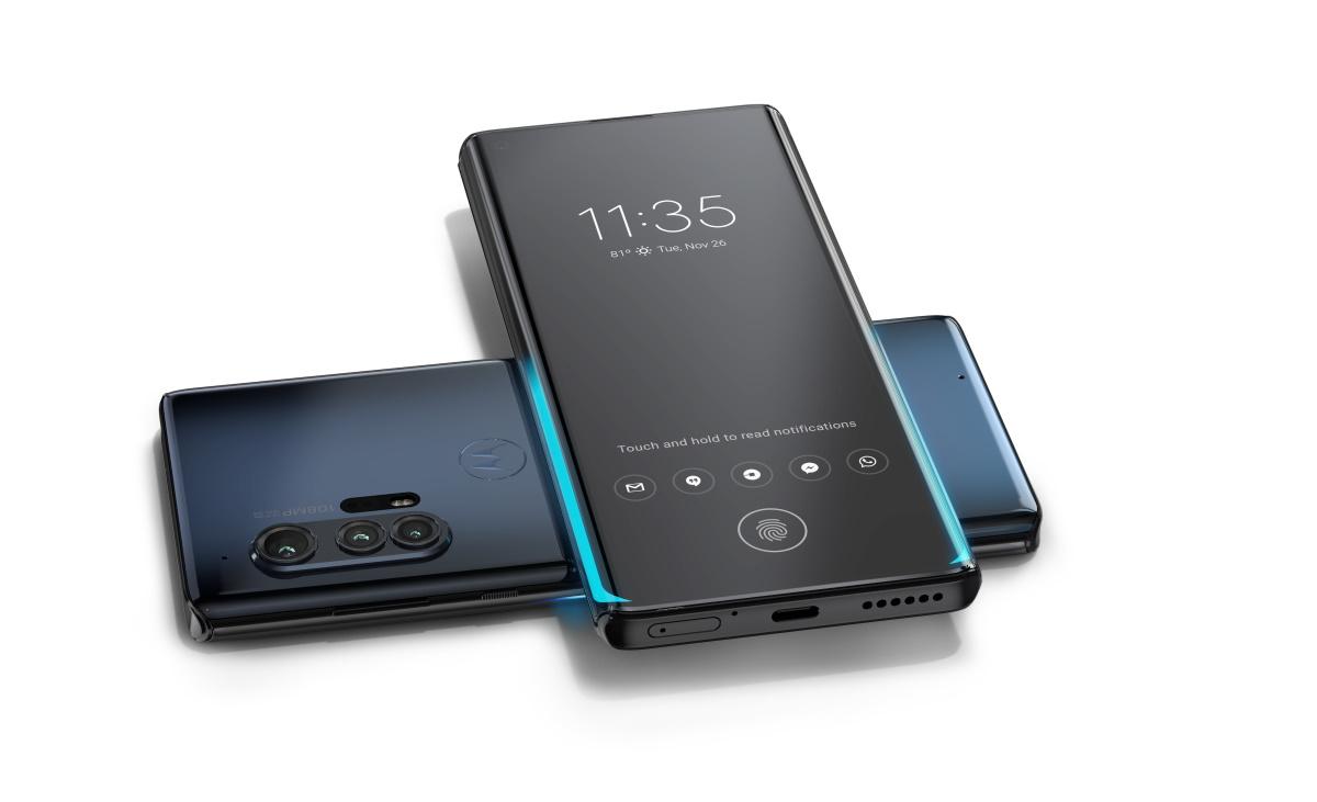 Motorola lança no Brasil o Edge, smartphone mais poderoso da marca