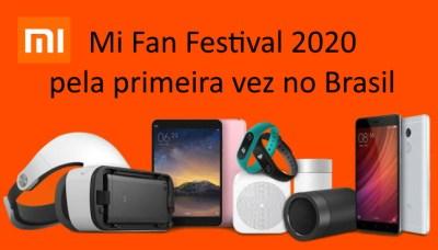 Xiaomi realiza evento online com quatro dias de promoção