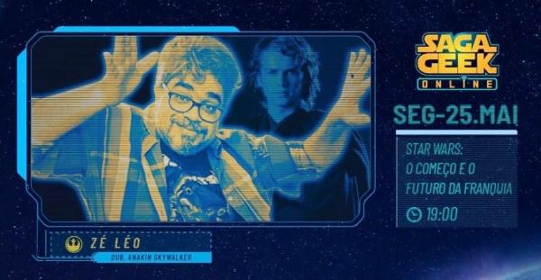 Orgulho  nerd - ze leo - dublador star wars