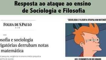 Ataque à Sociologia