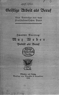 382px-Max_Weber_-_Politik_als_Beruf_Seite_01