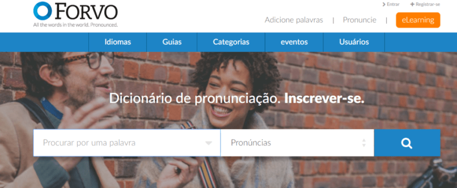 pronuncia