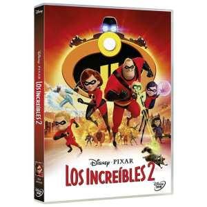 """00125940110965    1  640x6401849181803954546020 - """"Los Increíbles 2"""" de Disney-Pixar ya en DVD"""