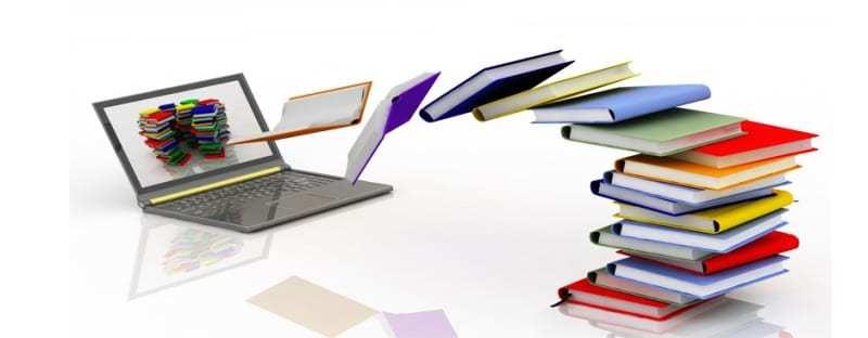 ¿Te gustan las bibliotecas virtuales?