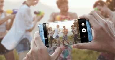 Google y Samsung trabajan juntos en la pantalla curva