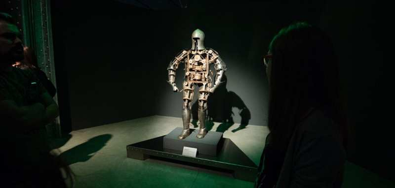 """Espacio Fundación Telefónica presenta la exposición """"Nosotros, Robots"""""""