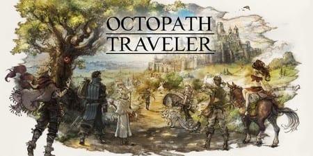 450 1000 1 - Emprende ocho viajes sin igual en OCTOPATH TRAVELER, disponible en exclusiva para Nintendo Switch