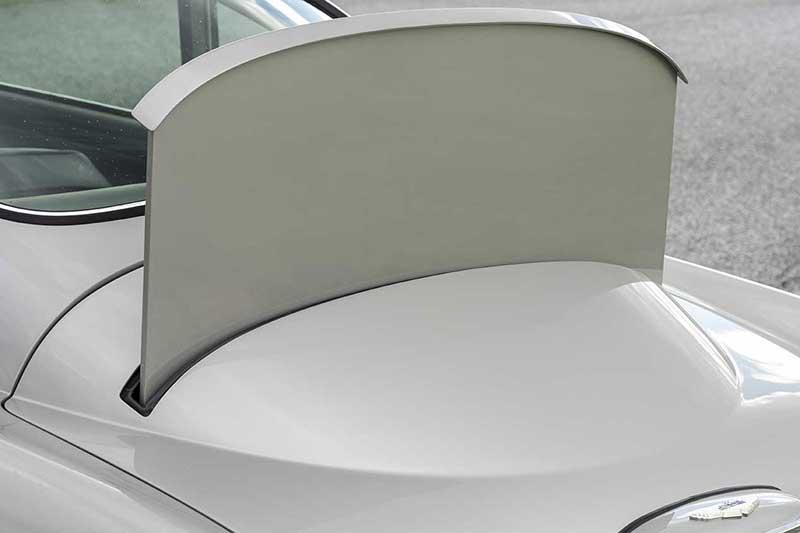 Aston Martin DB5 Goldfinger Continuation 13 - El Aston Martin DB5 Goldfinger vuelve después de 50 años