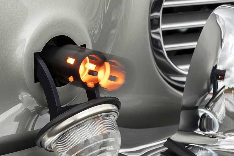 Aston Martin DB5 Goldfinger Continuation 25 - El Aston Martin DB5 Goldfinger vuelve después de 50 años