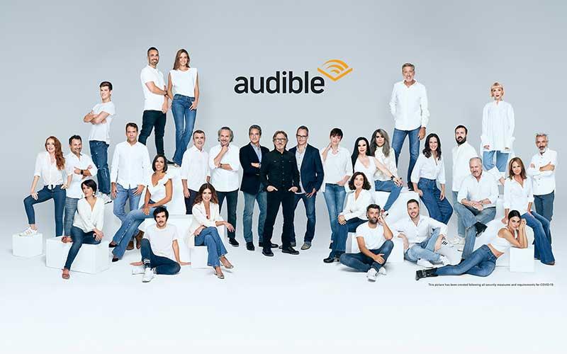 Audible4 - Día internacional del podcast: Audible cumple un año y crece hasta los 85 podcasts