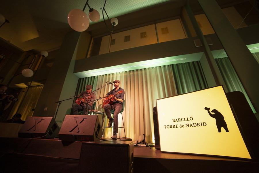 BTdM Josele Santiago - Vuelven Las Noches Gatas a Barceló Torre de Madrid