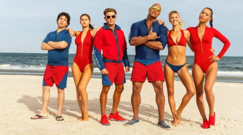 Semana de tráilers: Baywatch, Los (nuevos y molones) vigilantes de la playa