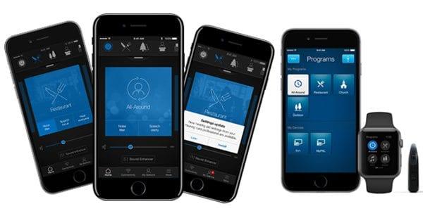 Beltone Trust, audífonos con asistencia a distancia