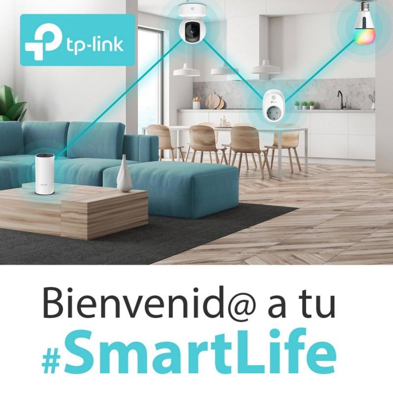 Bienvenid@ a tu SmartLife - TP-Link premia a sus clienteslanza con la campaña Bienvenid@ a tu #SmartLife