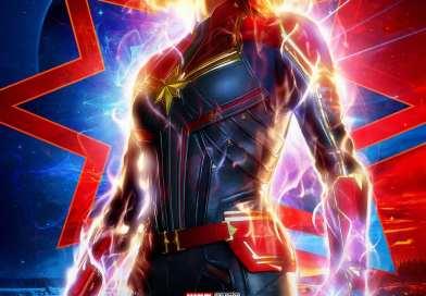 Ya está aquí la Capitana Marvel (al menos su tráiler)