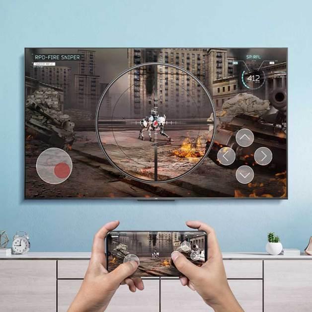C71 Videojuegos - Día Internacional de la Televisión: Todo lo que puedes hacer con tu TV además de verlo