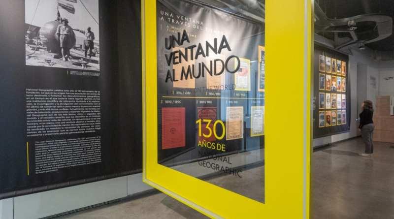 """Fundación Telefónica presenta """"Una ventana al mundo: 130 años de National Geographic"""""""