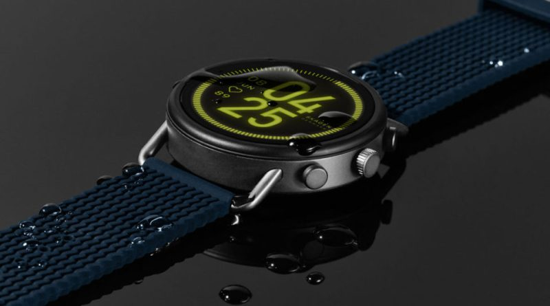 Fossil Diesel presenta sus últimos smartwatches