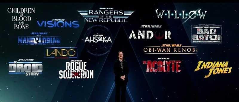 Disney Lucas Film - Investor Day 2020: todo lo que se ha anunciado para Disney+