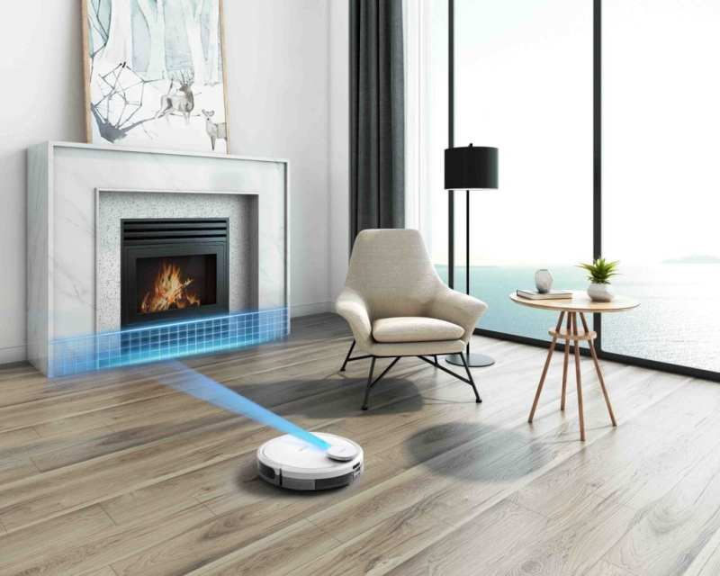 Ecovacs DEEBOT OZMO 900 Mapping and Navigation Technology 1024x819 - Black Friday: ECOVACS ofrece descuentos en sus robots aspiradores