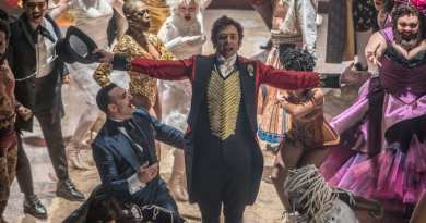 'El gran showman', todo el mundo es un circo