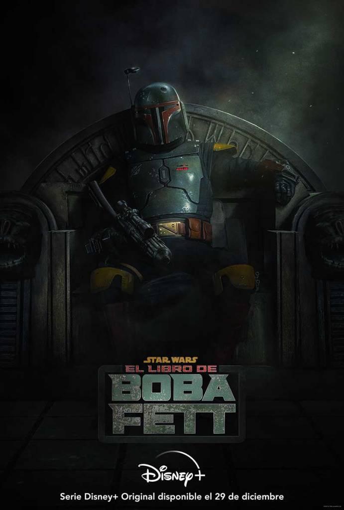 El libro de Bobba Fett 1 691x1024 - Ya sabemos la fecha de estreno de El libro de Boba Fett en Disney+