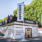 Samsung ofrece experiencias y encuentros en Feria del Libro