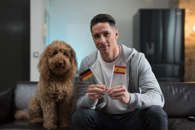 Fernando Torres y Hisense 1 - Fernando Torres y Hisense predicen quién ganará la UEFA Euro 2020