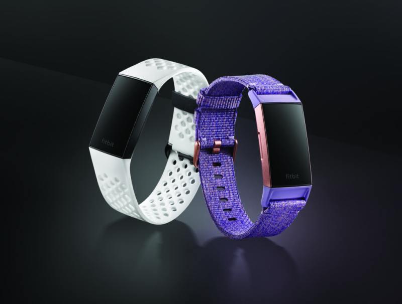 Fitbit presenta la pulsera de actividad Fitbit Charge 3
