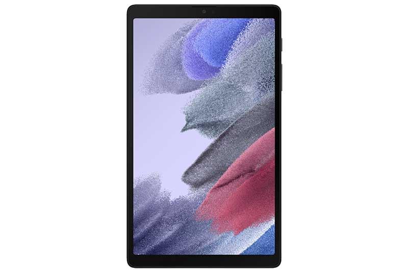 Galaxy TabA7 Lite Gray Front - Samsung presenta sus últimas tablets: Galaxy Tab S7 FE y Galaxy Tab A7 Lite