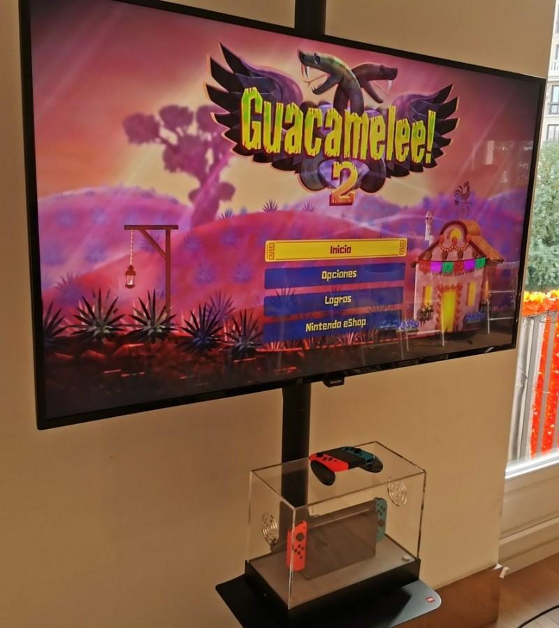 Guacamelee! El folclore mexicano más divertido llega a Nintendo Switch