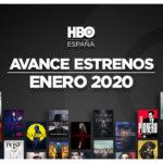 Todos los estrenos de HBO que llegan este enero de 2020