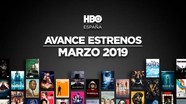 Lo que HBO nos trae este mes de marzo