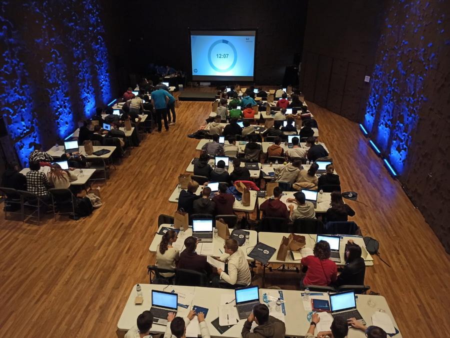 HP Codewars Madrid 2 - HP CodeWars vuelve a Madrid fomentando el bilingüismo tecnológico