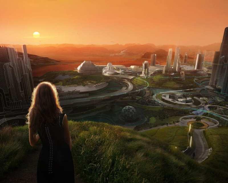 ¿Quieres visitar Marte? HP Mars Home Planet te lleva